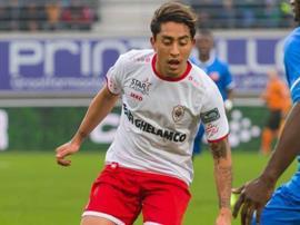 Potosino Omar Govea y Antwerp clasifican a rondas previas de Europa League