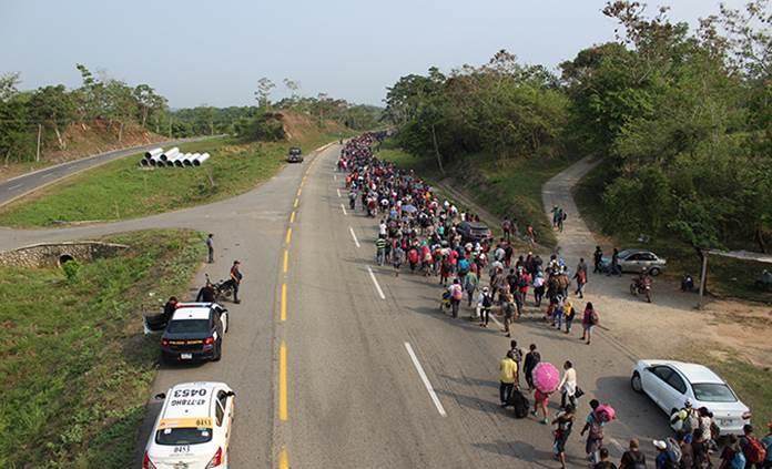 Con aplicación móvil buscan facilitar movilidad de migrantes en México