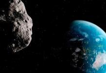 Un pequeño asteroide pasó cerca de la Tierra sin riesgo el 31 de octubre