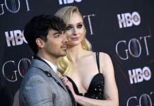 Sophie Turner y Joe Jonas esperan su primer hijo
