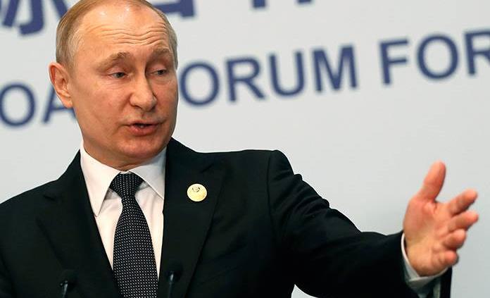 Putin considera que relaciones entre EUA y Rusia se deterioran