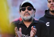 Diego Armando Maradona desmiente rumores de padecer Alzheimer