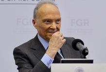 Gertz Manero designa a Alfredo Higuera Bernal como titular de la SEIDO