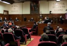 Incertidumbre y sorpresa en la Corte ante renuncia de Medina Mora