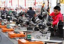 Actividad industrial se recupera 1.1% durante junio