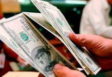 Dólar cierra semana hasta en 19.48 pesos; Bolsa Mexicana concluye a la baja