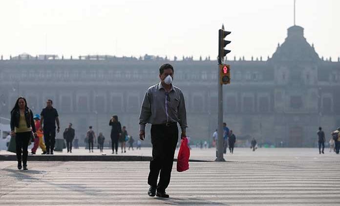 La contaminación acelera el enfisema pulmonar tanto como una caja de cigarros al día