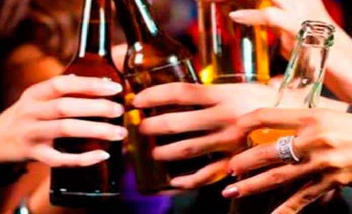 Dispersan 576 fiestas durante semáforo rojo por Covid en la CDMX