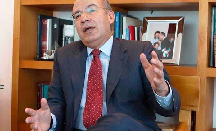 En casos ABC y Cassez jamás ejercí amenazas contra Poder Judicial, reitera Calderón