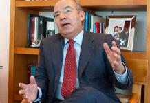 Niega Calderón haber amenazado a ministros