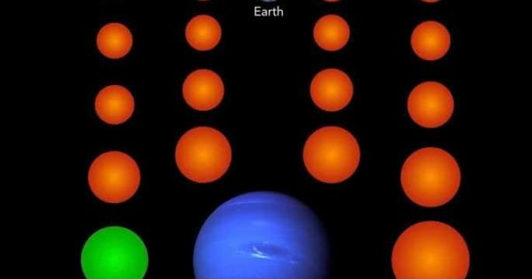 Hallan 18 Nuevos Exoplanetas De Tamaño Similar A La Tierra