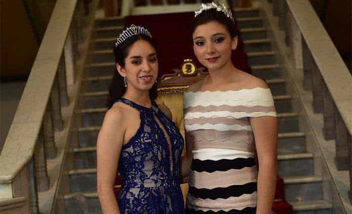 Princesas aspiran a ser reina en La Lonja