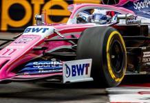 """""""Checo"""" Pérez, sin mejoría en segunda práctica del GP de Francia"""