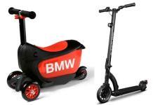 Agencias BMW venderán scooters