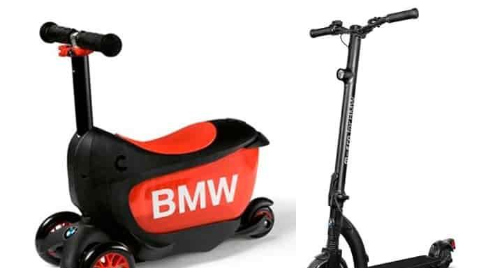 Agencias BMW venderán scooters'>
