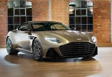 Un Aston Martin muy 007 (VIDEO Y FOTOGALERIA)