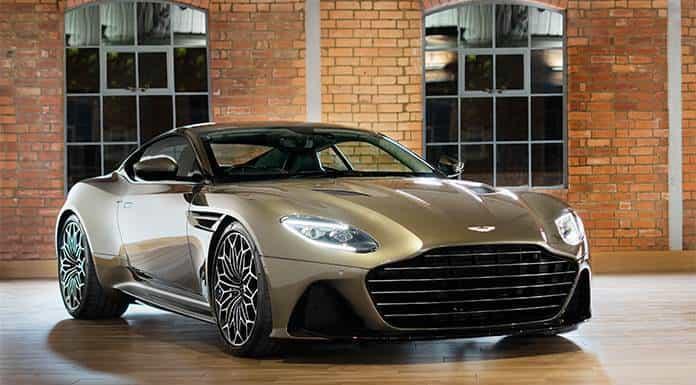 Un Aston Martin muy 007 (VIDEO Y FOTOGALERIA)'>
