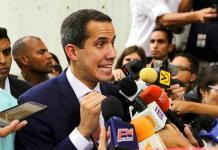 Guaidó denuncia desaparición de dos de sus guardias