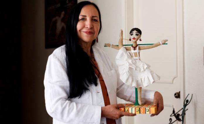 """""""El sacrificio valió la pena"""": Elisa Cabrera"""
