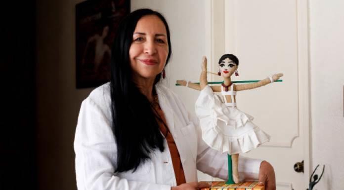 """""""El sacrificio valió la pena"""": Elisa Cabrera'>"""