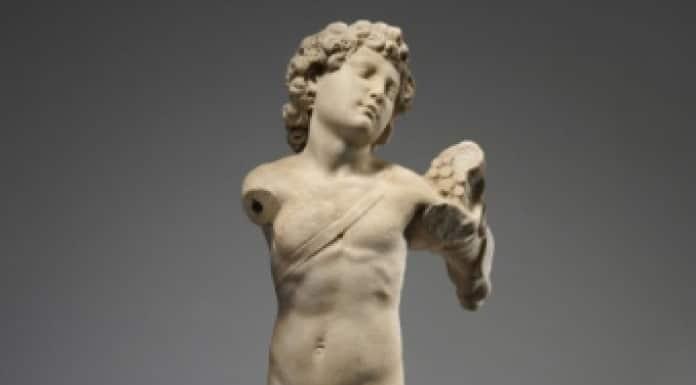 Escultura de Miguel Ángel seguirá en el Met 10 años más'>