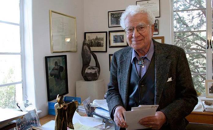 Fallece Murray Gell-Mann, ganador del Nobel de física