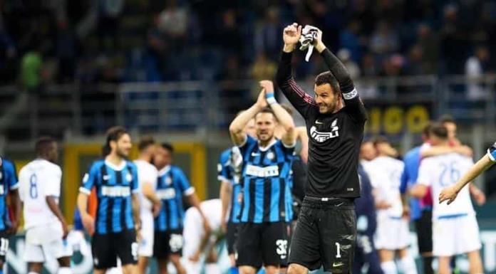 Inter sufre, pero vence 2-1 a Empoli y amarra Champions en Serie A'>