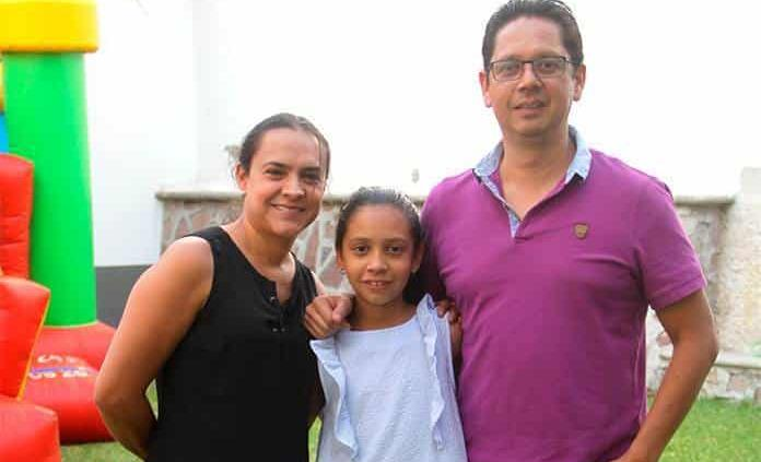 Ivanna Robledo Ponce festejó su cumpleaños