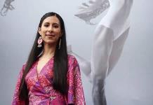 La bailarina Elisa Carrillo marchará por las mujeres