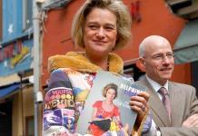 El ADN demuestra que la artista Delphine Boël es hija del rey Alberto II de Bélgica
