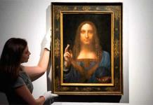 No exhibirían obra de Da Vinci