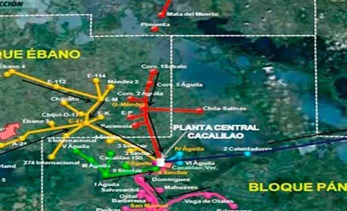Explotarán hidrocarburos en la Huasteca