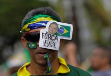 Buscan reducirle poderes al ministro de Justicia brasileño