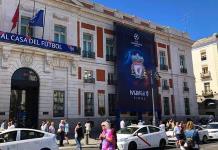 Los españoles tienen poco que celebrar en la final de la Champions en Madrid