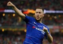 Hazard se despide a lo grande del Chelsea