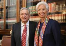 Corrupción e inseguridad limitan crecimiento en México: Lagarde