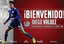 Seleccionado paraguayo, nuevo refuerzo del Atleti de San Luis
