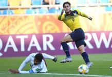 El Tri Sub-20 concreta su fracaso en el Mundial; pierde ante Ecuador