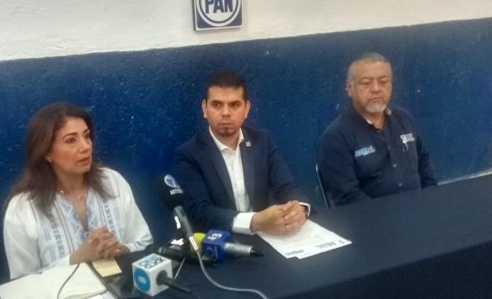 Acusa PAN a Morena de condicionar entrega de apoyos sociales a potosinos