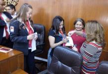 Congreso aporta 100 mil pesos a la Cruz Roja
