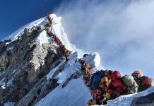 Pedirán más requisitos a alpinistas para escalar el Everest
