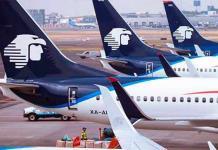 Aeroméxico opera normalmente sus vuelos a Culiacán