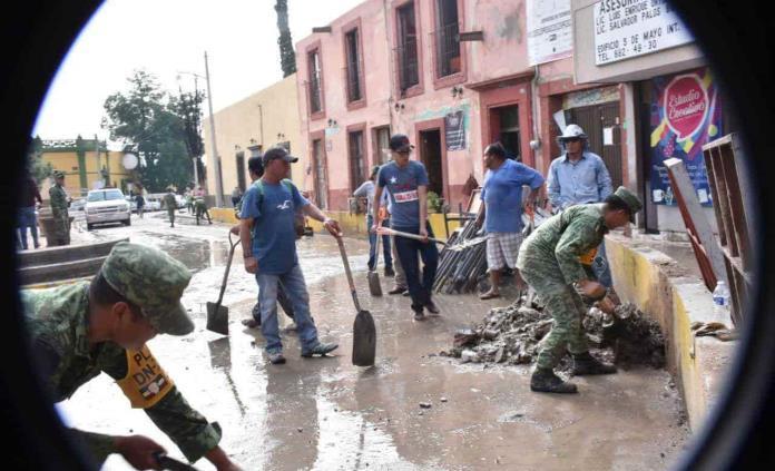 Aplican Plan DN-III en Matehuala; buscan evitar actos de vandalismo