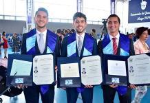 Egresan profesionistas del Tec de Monterrey