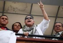 Interpol lanza circular roja contra exjefe de las FARC Jesús Santrich