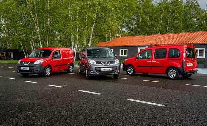 Nissan lanza nueva línea de furgonetas de trabajo ligeras (VIDEO)