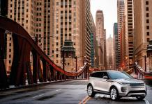 Range Rover Evoque, refinamiento y off road (VIDEO)