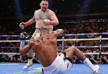 Andy Ruiz quiere revancha en Estados Unidos y no en Arabia Saudita