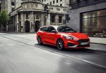Ford  vende en Europa una versión guayín del Focus