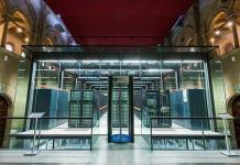 Un supercomputador en una capilla para mejorar los autos